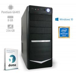 Osebni računalnik ANNI HOME Classic / Pentium G6405 / SSD / CX3