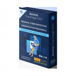 Acronis True Image Premium Protection, 5 computers, 1TB Cloud, 1YR ESD