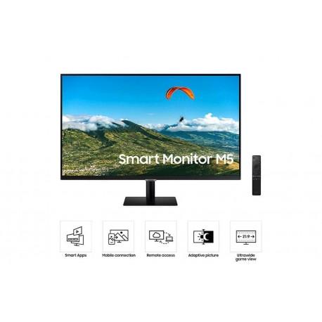 Monitor Samsung S32AM500NR Smart