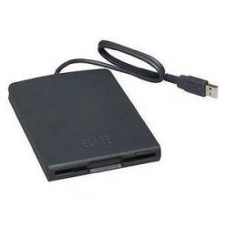 Zunanja disketna enota USB - Črna
