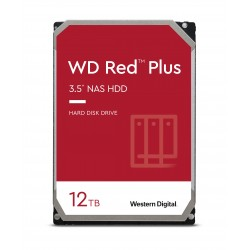 Trdi disk 3.5 12TB WD RED PLUS SATA3, 7200, 256MB , WD120EFBX