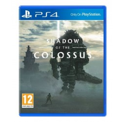 Igra Playstation Shadow of the Colossus PS4