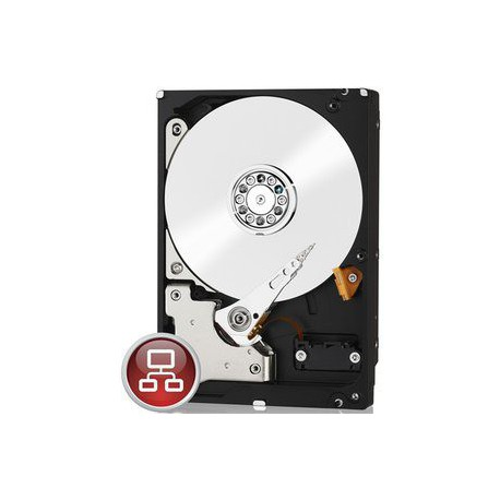 Trdi disk 3.5 1TB 5400 64MB SATA3 WD Red WD10EFRX