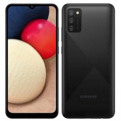 Pametni telefon Samsung A02s, črna