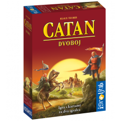 Catan Dvoboj – igra za dva