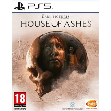 Igra The Dark Pictures Anthology: House of Ashes (PS5)