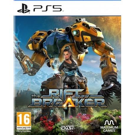 Igra The Riftbreaker (PS5)