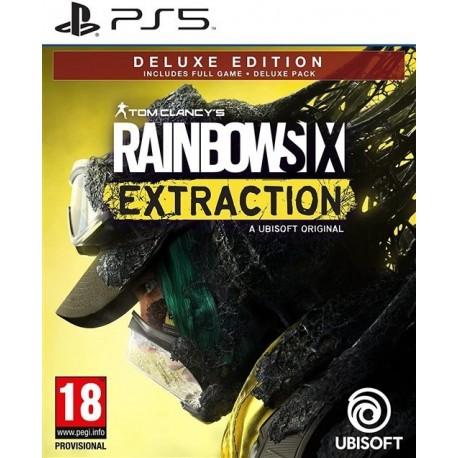 Igra Tom Clancys Rainbow Six: Extraction - Deluxe Edition (PS5)
