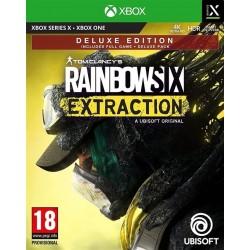 Igra Tom Clancys Rainbow Six: Extraction - Deluxe Edition, Xbox One & Series X