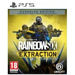 Igra Tom Clancys Rainbow Six: Extraction - Guardian Edition (PS5)
