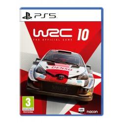 Igra WRC 10 (PS5)