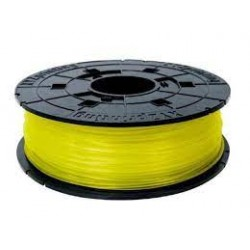 Polnilo za 3D tiskalnik Filament PLA Clear rumena, RFPLBXEU03B