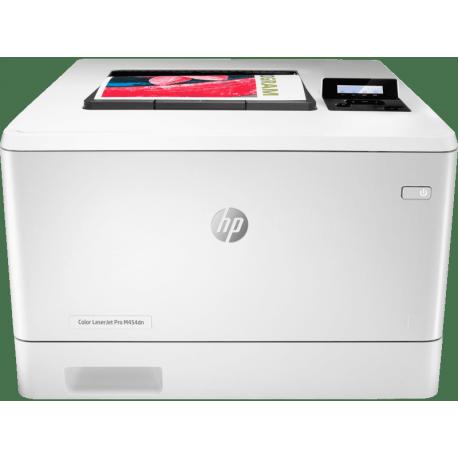 Tiskalnik HP Color LaserJet Pro M454dw - demo