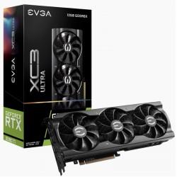 Grafična kartica EVGA GeForce RTX 3080 Ti XC3 ULTRA GAMING 12GB, 12G-P5-3955-KR