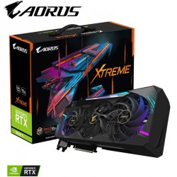 Grafična kartica GIGABYTE AORUS GeForce RTX 3080 Ti XTREME 12GB