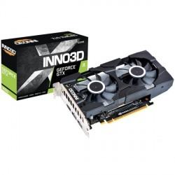Grafična kartica GeForce GTX 1650 Twin X2 OC INNO3D, 4GB, N16502-04D6X-1177VA25