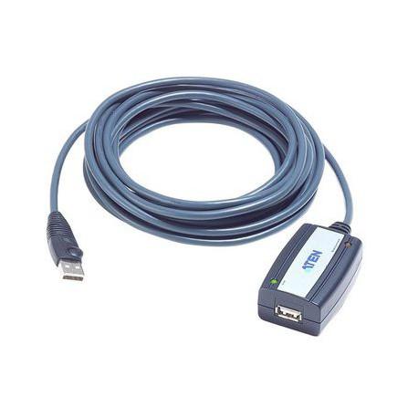 Line extender/repeater USB 2.0 do 5M Aten UE-250