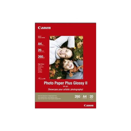Foto papir Canon PP-201 glossy, A40 (20/1)- 2311B019AA