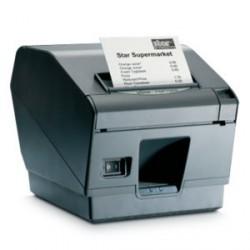Blagajniški termalni tiskalnik STAR TSP-743IIU siv/črn, USB z nožem