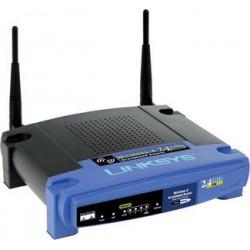 Usmerjevalnik (router) brezžični Linksys WRT54GL