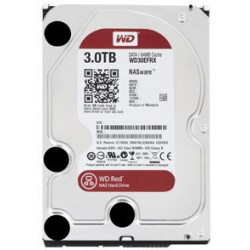 Trdi disk 3.5 3TB 5400 64MB SATA3 WD Red WD30EFRX