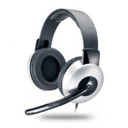 Slušalke z mikrofonom Genius HS-05A (31710011100)