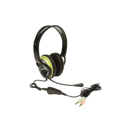 Slušalke z mikrofonom Genius HS-400A (31710169100)