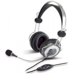 Slušalke z mikrofonom Genius HS-04SU (31710045100)