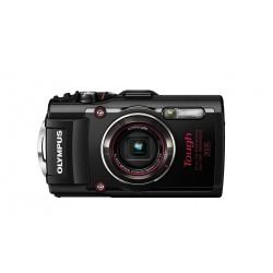 Digitalni kompaktni fotoaparat OLYMPUS TG-4 črne barve (V104160BE000)