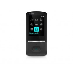 Prenosni MP4 predvajalnik Philips GoGear Azure SA5AZU04KF (4GB, Bluetooth)