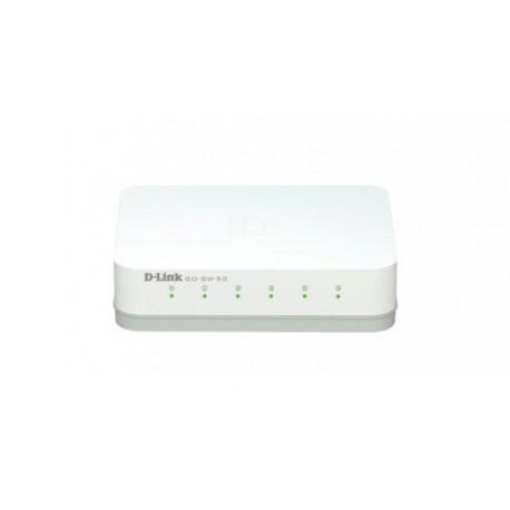 Stikalo (switch) 5 port Gigabit D-Link GO-SW-5G