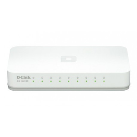Stikalo (switch) 8 port 10/100 D-Link GO-SW-8E