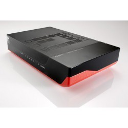 Stikalo (switch) 8 port 10/100, LevelOne FSW-0811