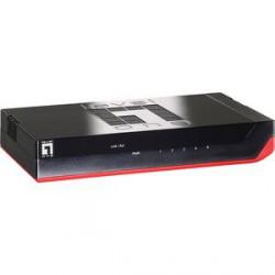 Stikalo (switch) 5 port 10/100/1000, LevelOne GSW-0507