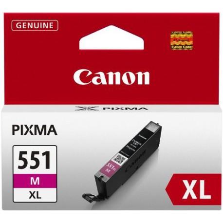 Črnilo Canon CLI-551M XL, magenta