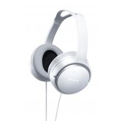 Slušalke Hi-Fi SONY 40mm pogonska enota MDR-XD150, MDRXD150W.AE
