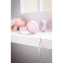 Slušalke naglavne SONY MDRZX110APP, roza barve, MDRZX110APP.CE7