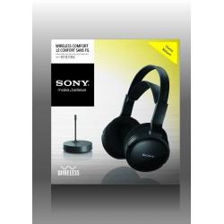 Slušalke brezžične SONY MDR-RF811RK, MDRRF811RK.EU8