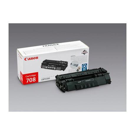 Toner Canon CRG-708, črn