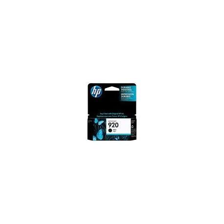 Črnilo HP CD971AE (920), črno