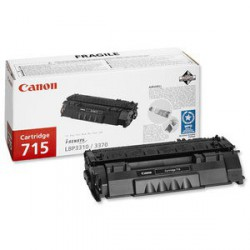 Toner Canon CRG-715, črn