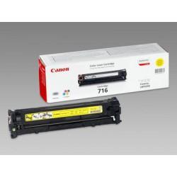 Toner Canon CRG-716Y, yellow