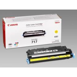 Toner Canon CRG-717Y, yellow (2575B002AA)
