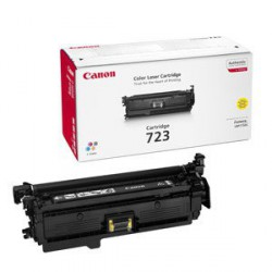 Toner Canon CRG-723Y, yellow