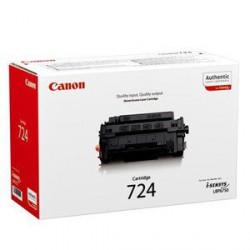 Toner Canon CRG-724, črn