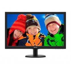 "LED monitor 27"" Philips V-Line 273V5LHAB"