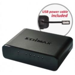 Stikalo (switch) 5 port 10/100, Edimax ES-3305P
