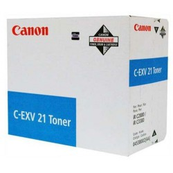 Toner Canon CEXV21 C cyan