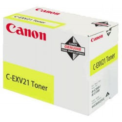 Toner Canon CEXV21 Y rumeni