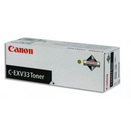 Toner Canon CEXV33, črn
